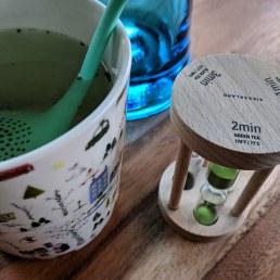 Tea Infusor and Steeper