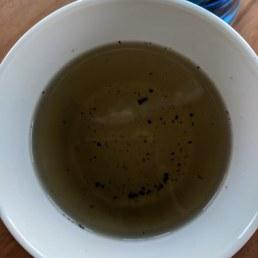 Green Blueberry Tea
